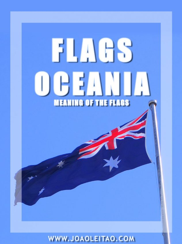 Meaning of the Flags of Oceania