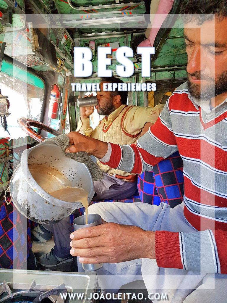 Best Travel Experiences