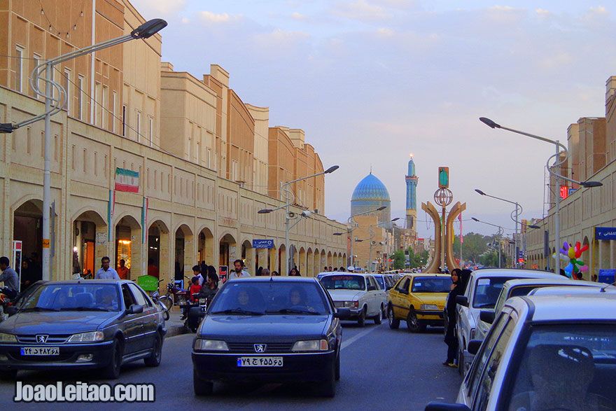 Bam new city - Places to Visit in Iran