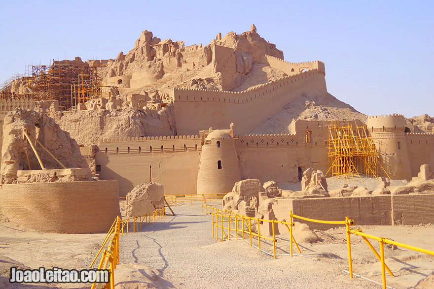 Bam Citadel - UNESCO Sites in Iran