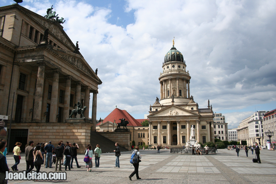 Visit Berlin, Federal Republic of Germany
