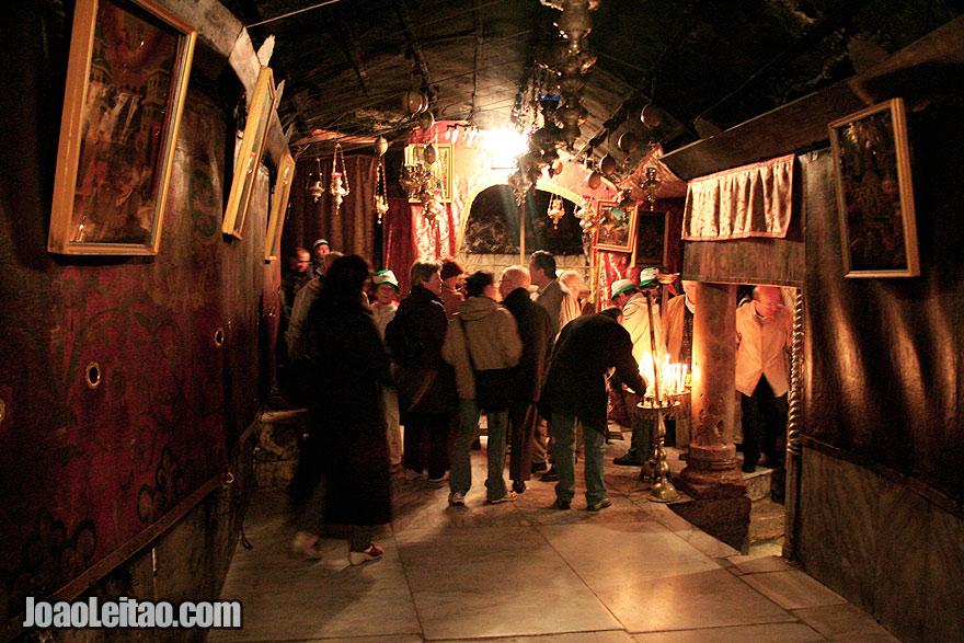 Visit Bethlehem, Palestine