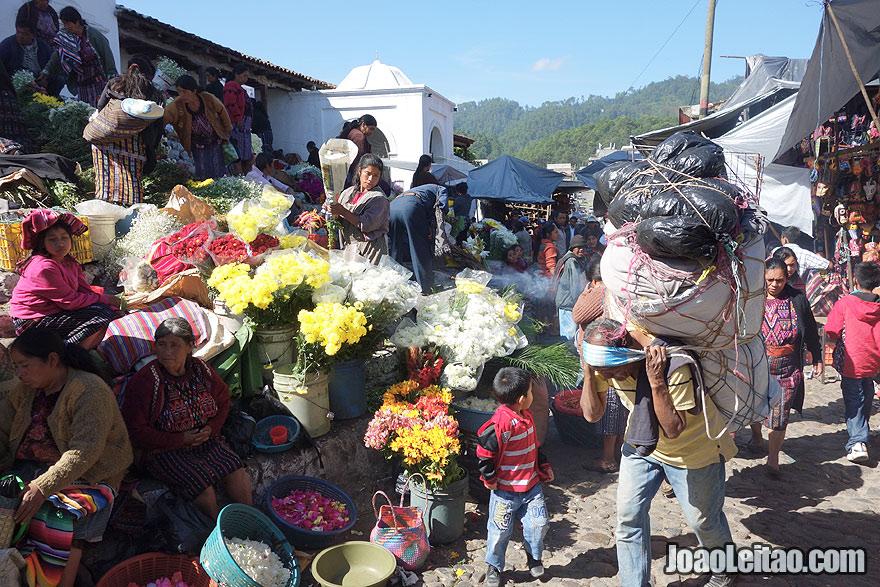 Visit Chichicastenango Guatemala