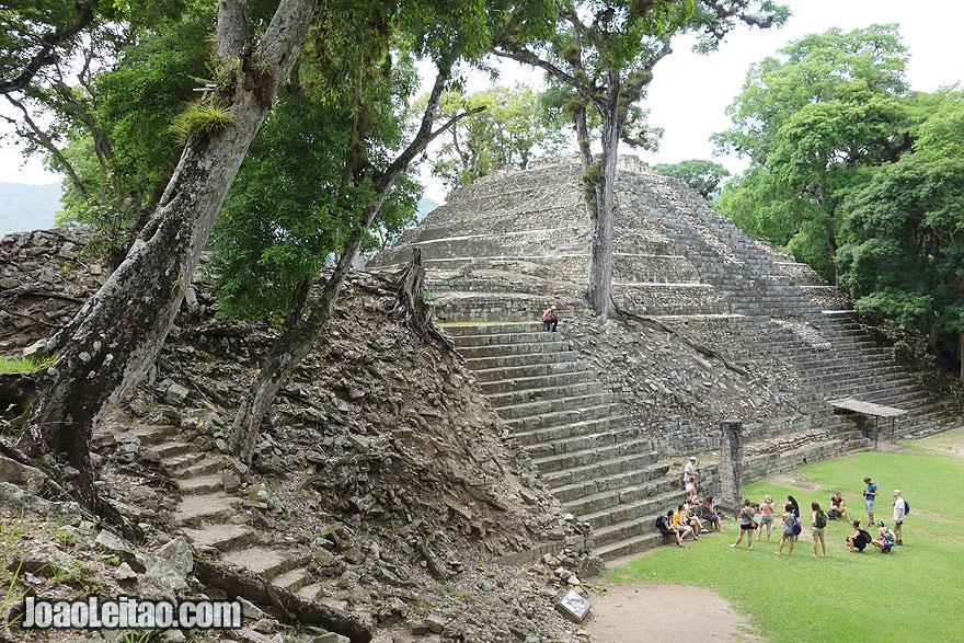 Visit Copan Ruinas, Honduras
