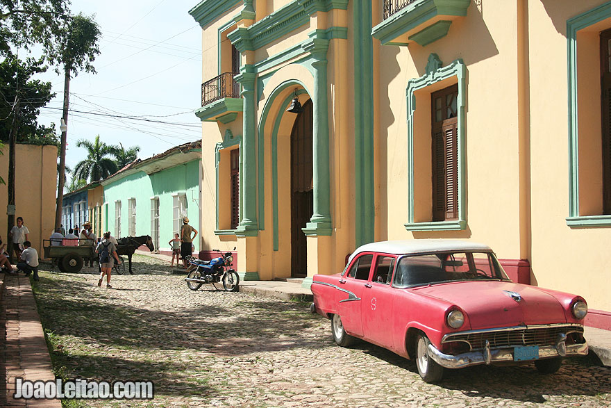 Visit Trinidad, Cuba