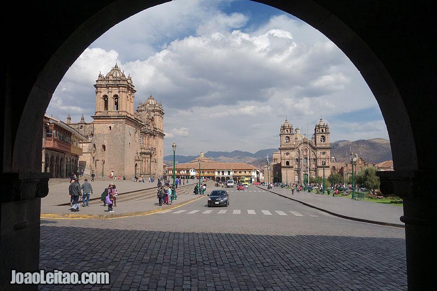 Visit Cusco, Peru