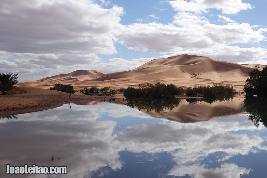 Visitar as Dunas de Erg Chebbi em Marrocos