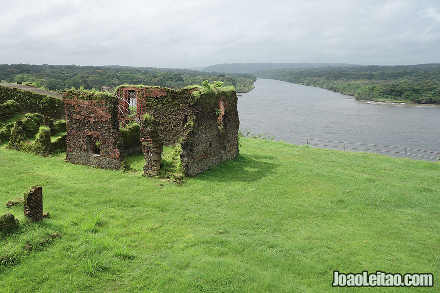 Visit Fort San Lorenzo Panama