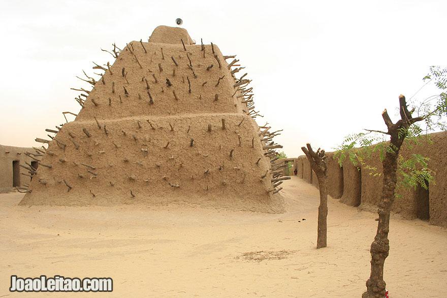 Visitar Gao no Mali