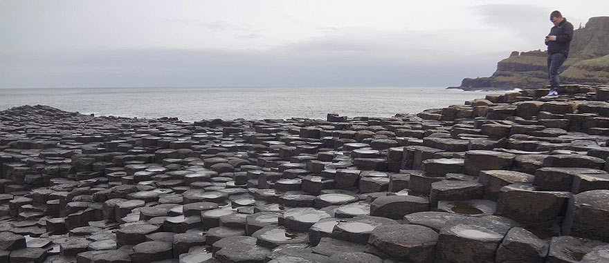 Visit Giant's Causeway, Northern Ireland