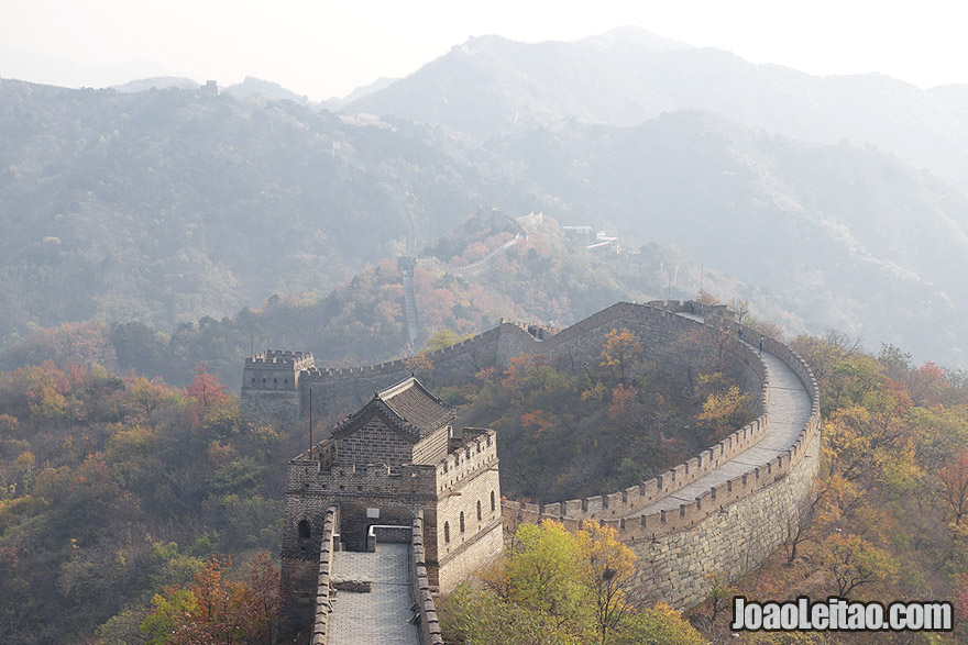 Visit Great Wall, China