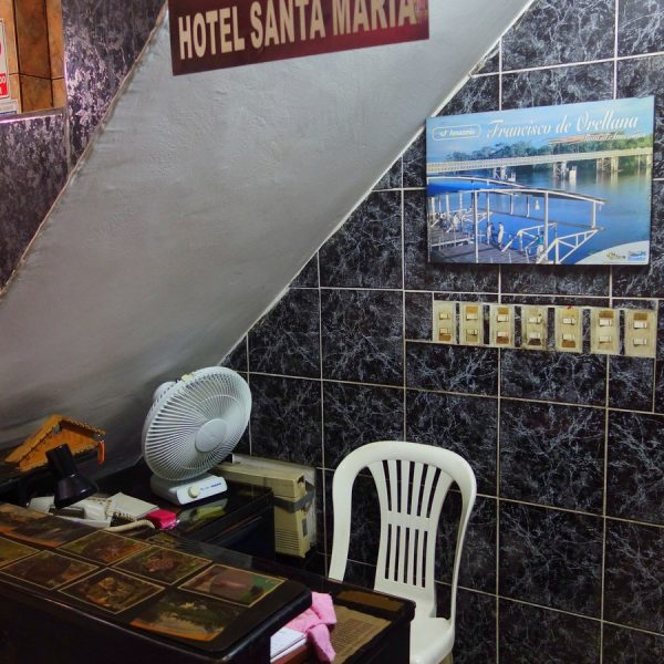 Hostal Santa Maria in El Coca