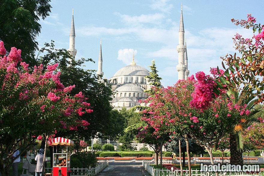 Visit Istanbul, Turkey