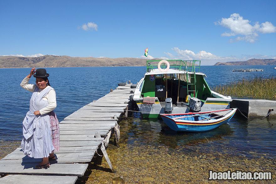 Visit Isla de la Luna and Isla del Sol in Lake Titicaca, Bolivia
