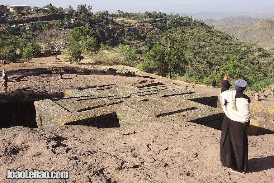 Visit Lalibela Ethiopia