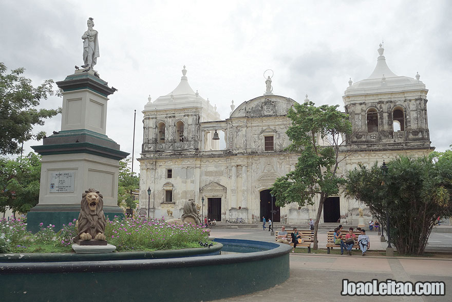 Visit Leon Nicaragua