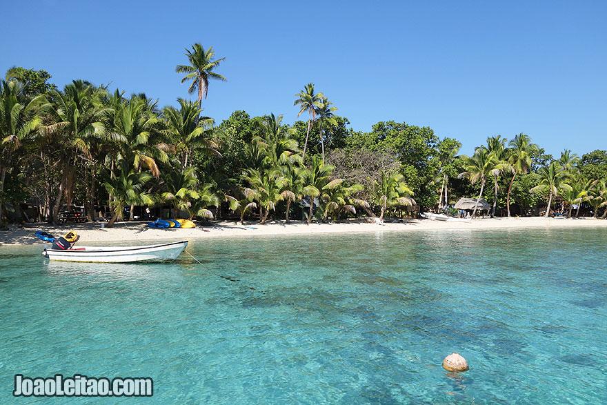 Visit Leleuvia Island, Fiji