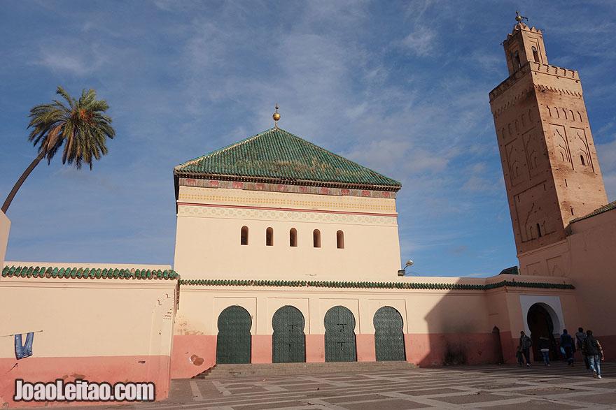 Visitar Marraquexe Reino de Marrocos