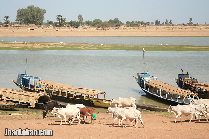 Visit Mopti in Mali - Africa Best Destinations