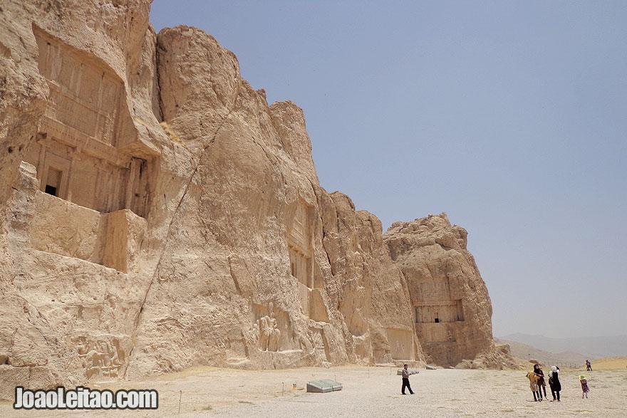 Visit Naqsh-e Rustam Iran