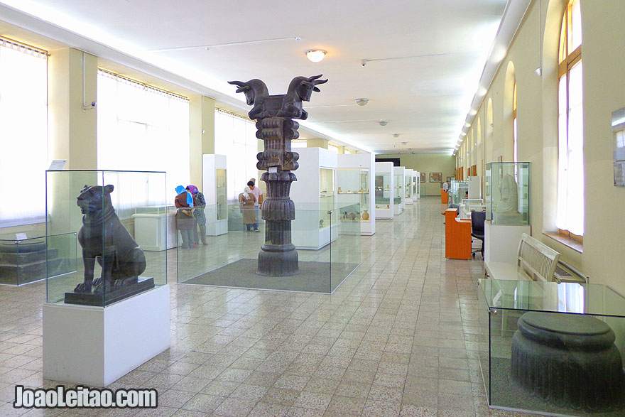 National Museum in Tehran - What to do in Iran