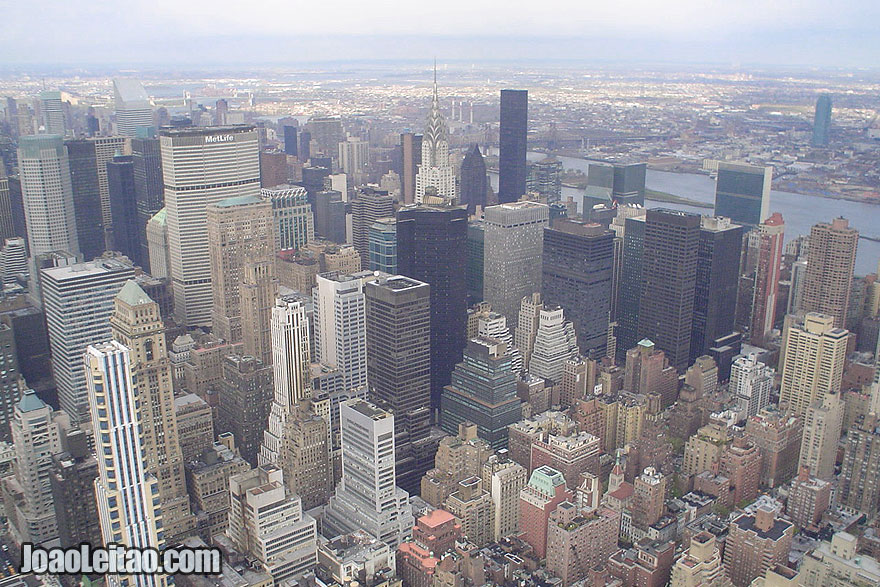 Visit New York City, USA