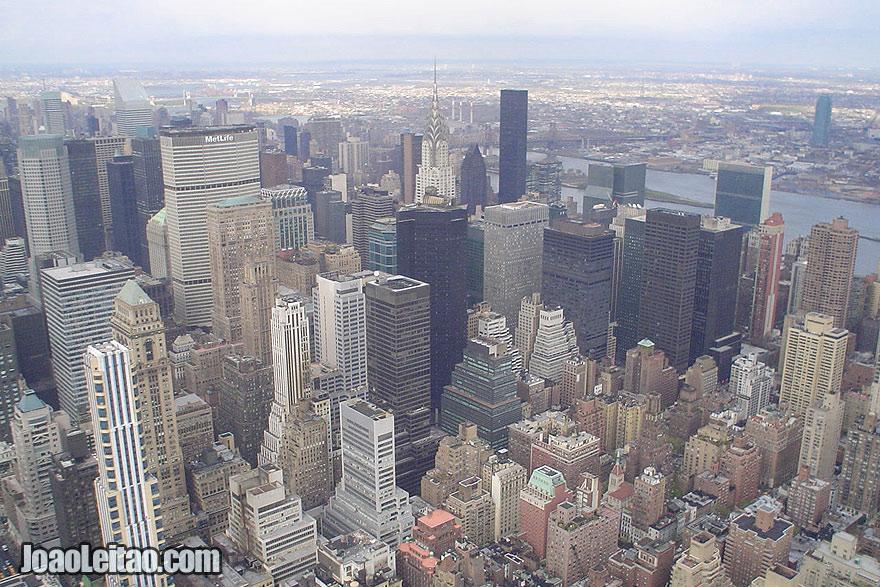 Visit New York City, USA