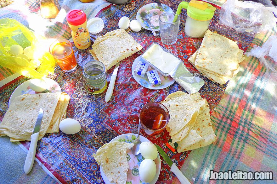 Iranian Pic-nic - What to do in Iran