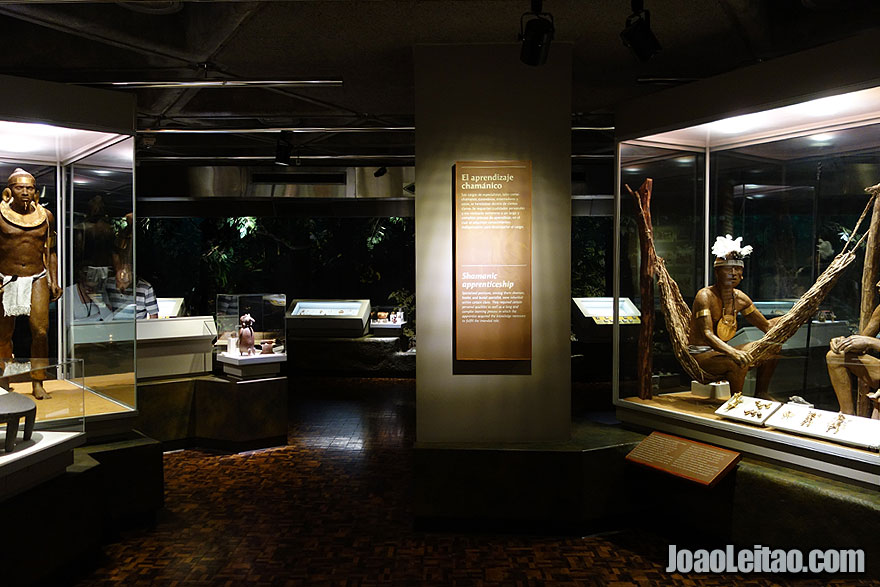 Visit the Precolumbian Gold Museum in San Jose Costa Rica