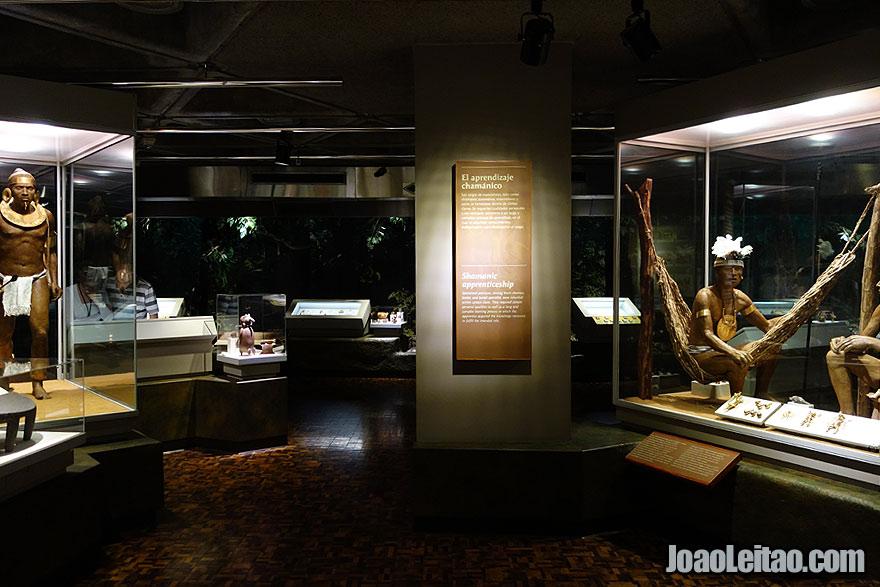 Visit the Precolumbian Gold Museum in San Jose Costa Rica