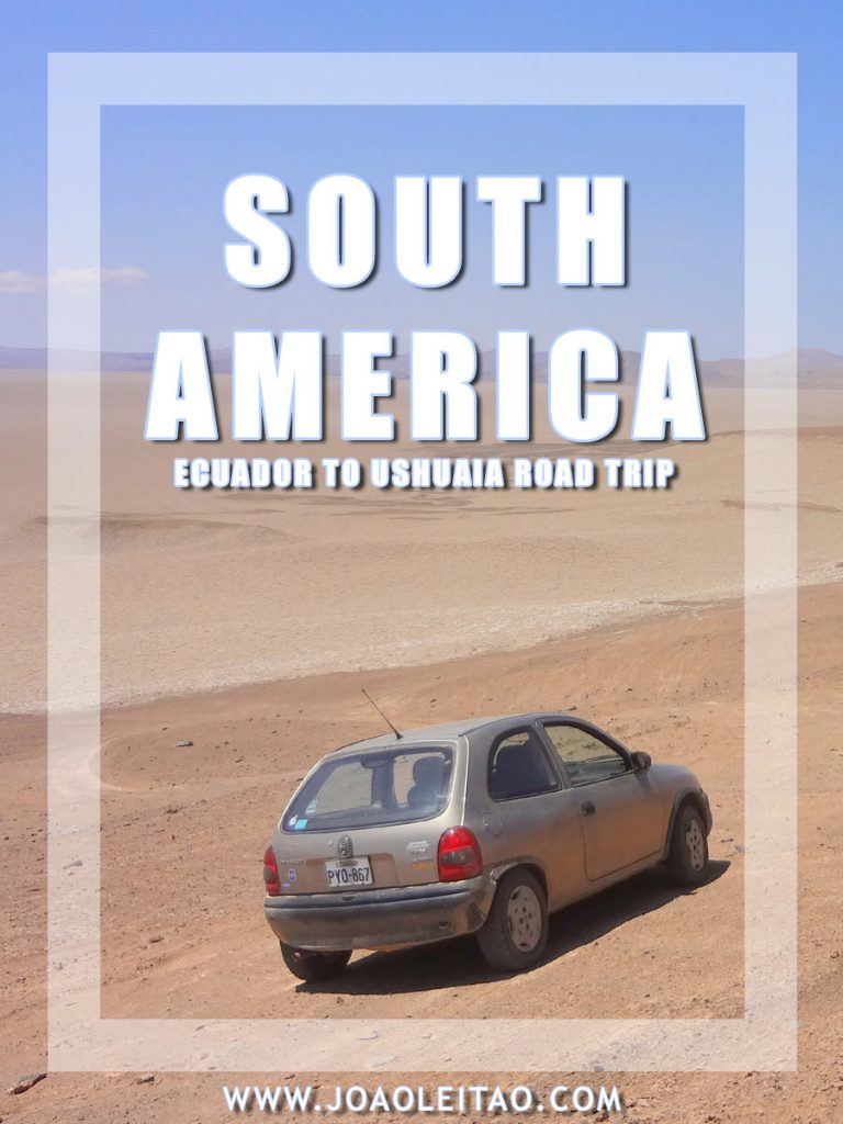 Driving in South America • 4-Month Road Trip » 13350 Km » Quito-Ushuaia