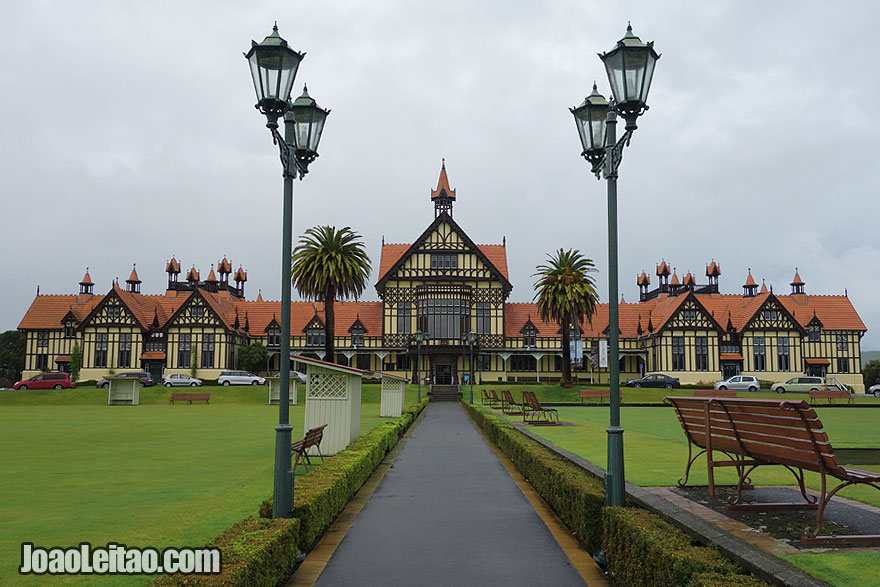 Visit Rotorua, New Zealand