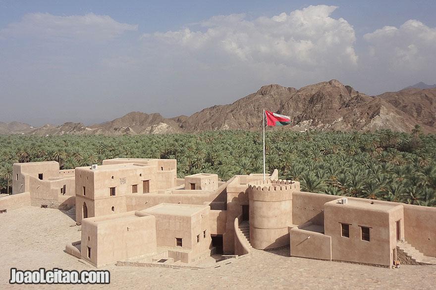 Visit Samail, Oman