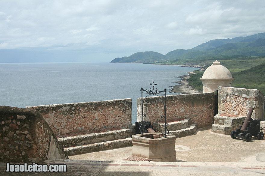 Visit Fortress Castillo de San Pedro, Cuba