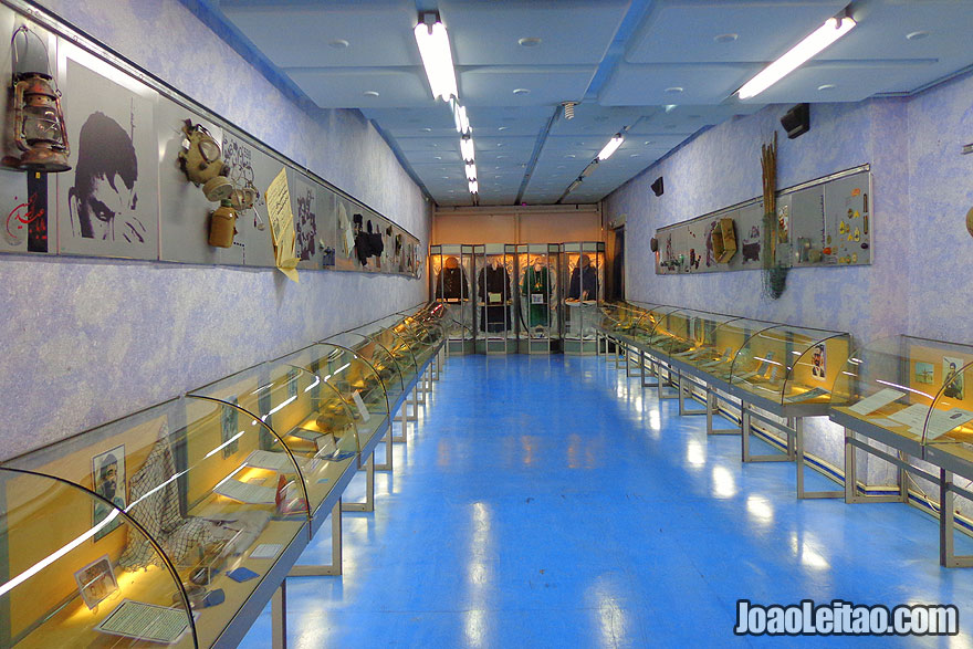 Shohada Martyrs Museum in Tehran - What to do in Iran