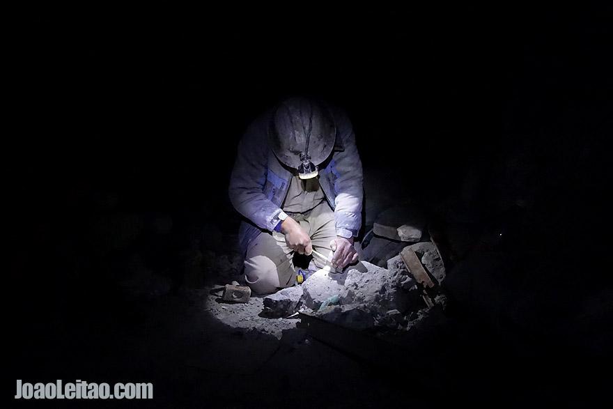 Visit Silver Mines Potosi, Bolivia