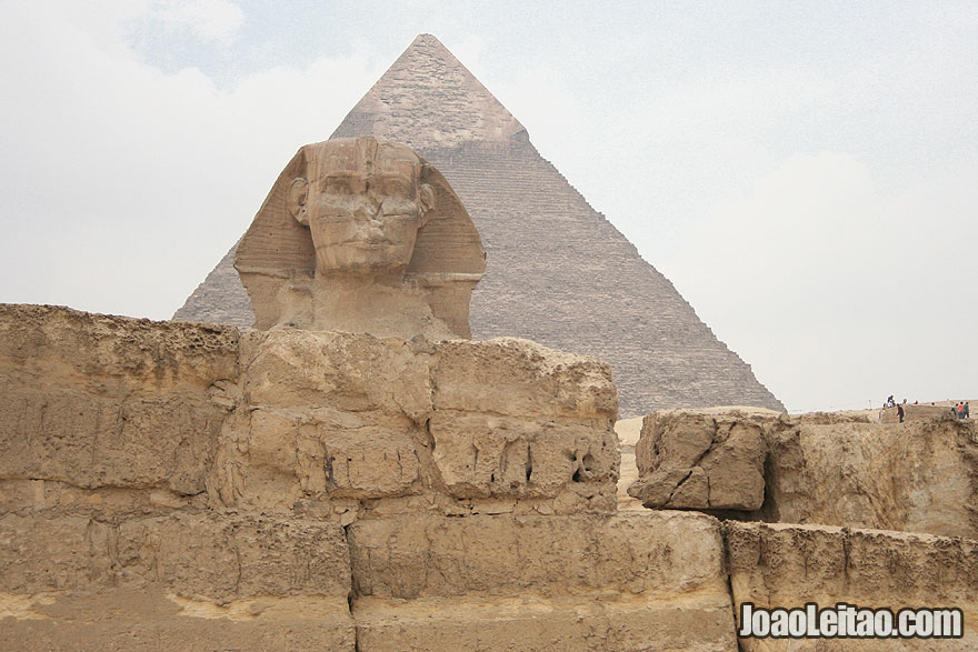 Visit Great Pyramid and Sphinx in Cairo Egypt