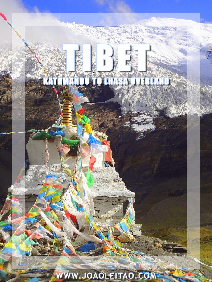 8 Days Tibet Tour - Kathmandu to Lhasa Overland