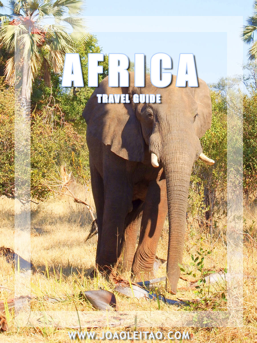 Africa Travel Guide, best places to visit in africa