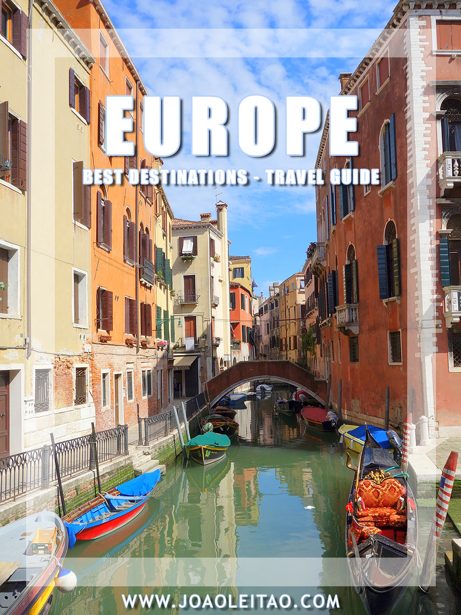 Europe Best Destinations – Europe Travel Guide