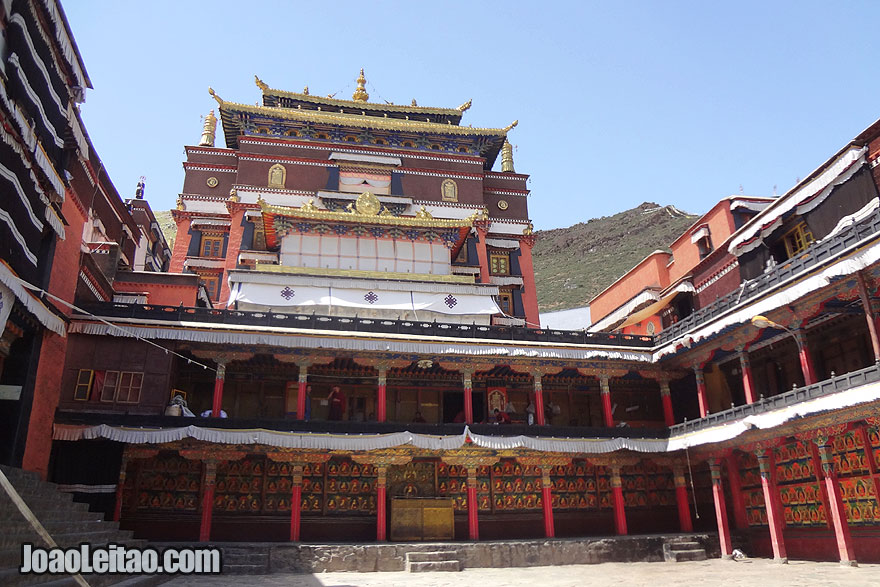 Visit Shigatse Tibet China