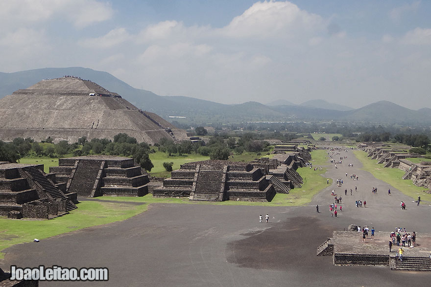 Visit Teotihuacan  Aztec Ruins Mexico