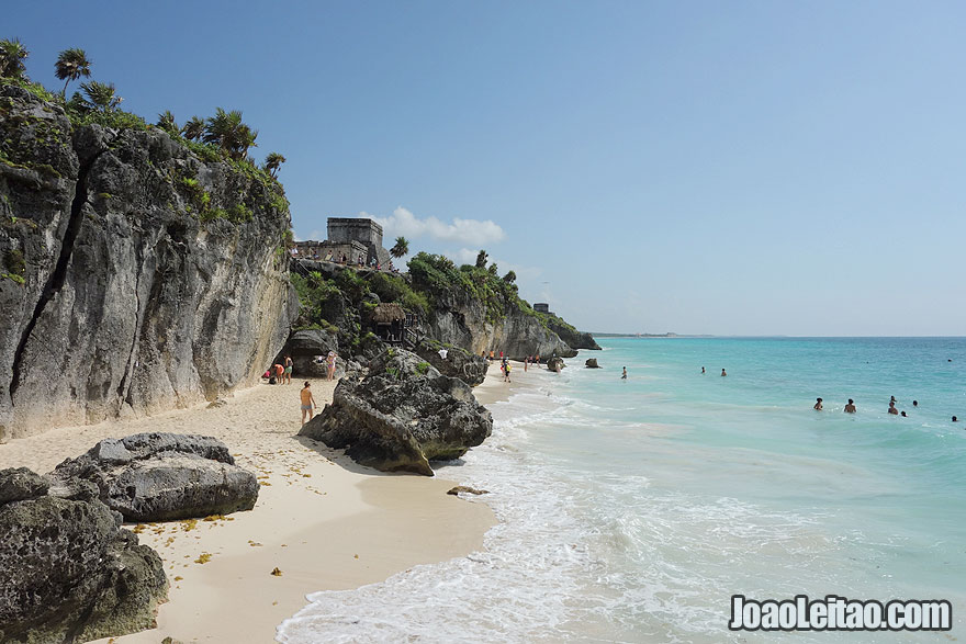Visit Tulum Mayan Ruins Mexico