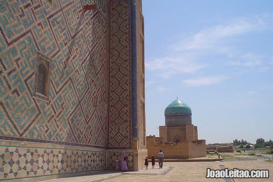 Visit Turkistan, Kazakhstan