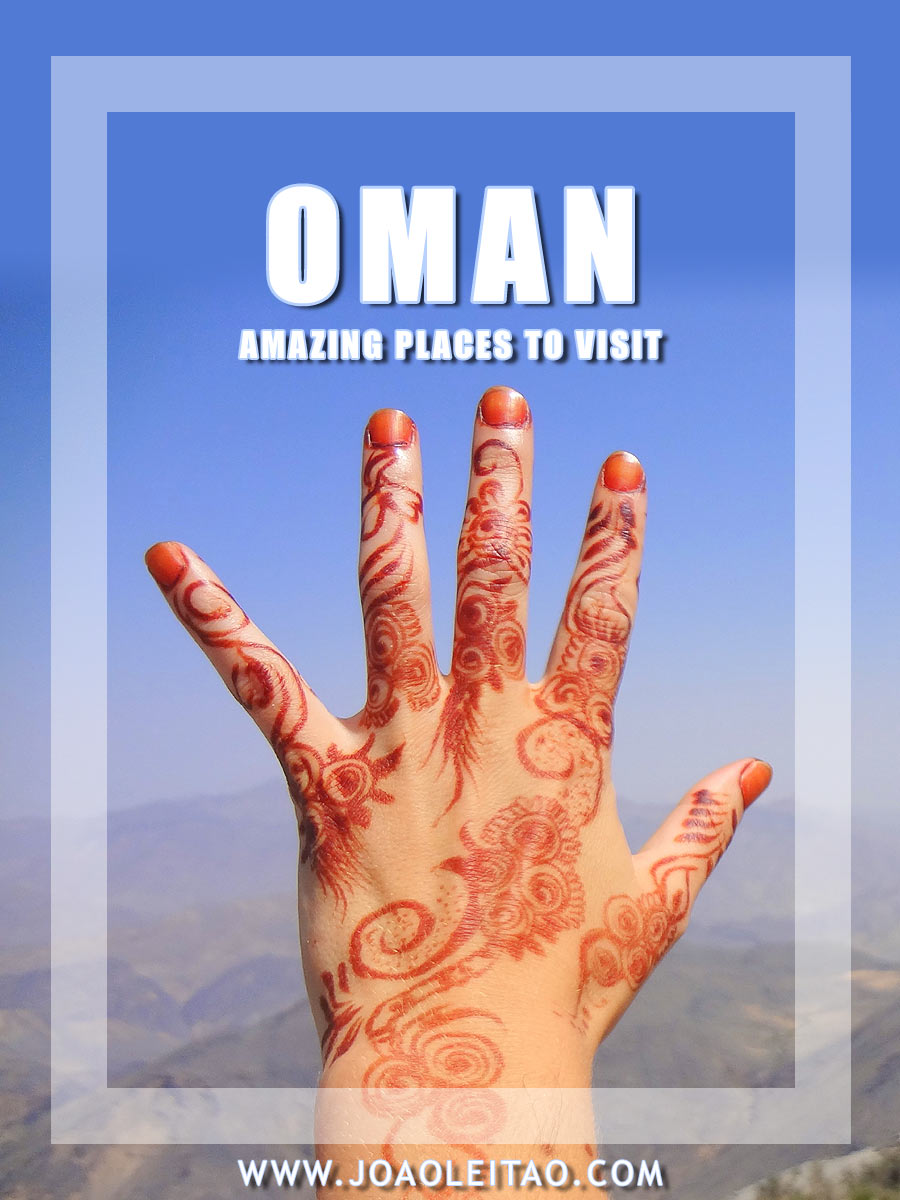 Visit Oman - 25 Amazing places to Travel