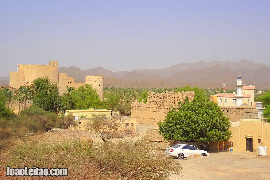 Visit Al Hazm in Oman