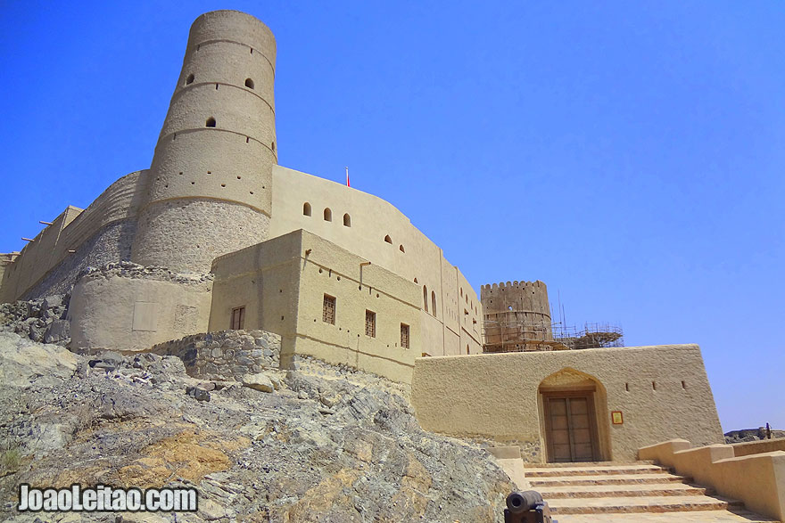Visit Bahla Fortress in Oman
