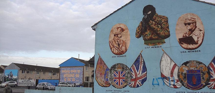 Visit Belfast , Northern Ireland