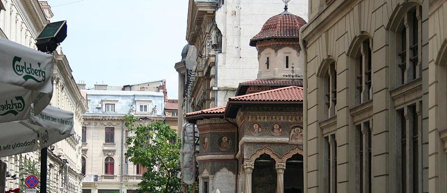 Visit Bucharest, Romania