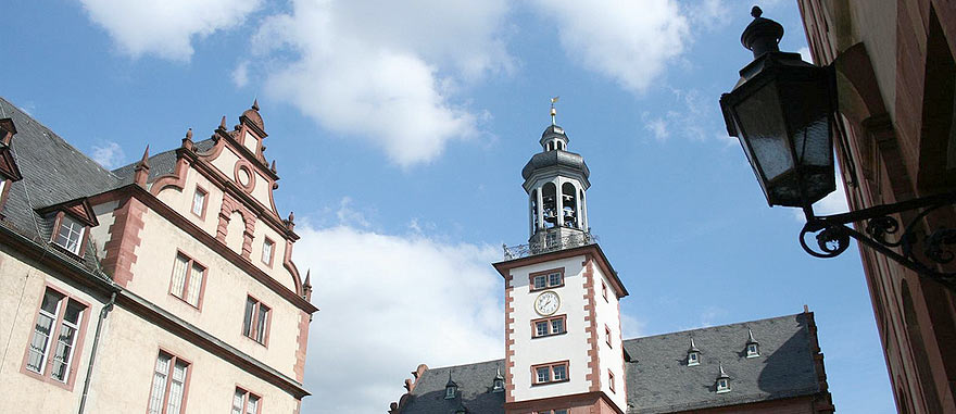 Visit Darmstadt, Federal Republic of Germany